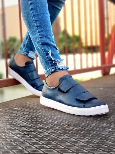 Chekich Casual Ayakkabı Lacivert